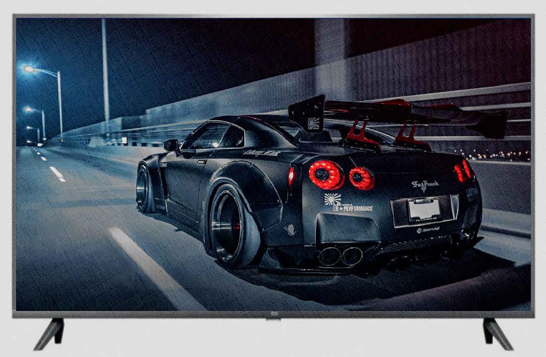 рейтинг 2020 года цена качество - Xiaomi Mi TV 4S 43 T2 42.5″