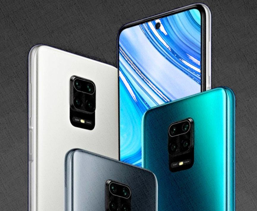 лучшие 2020 года: Xiaomi Redmi Note 9S