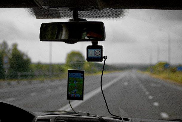 что лучше смартфон или видеорегистратор с радаром и GPS
