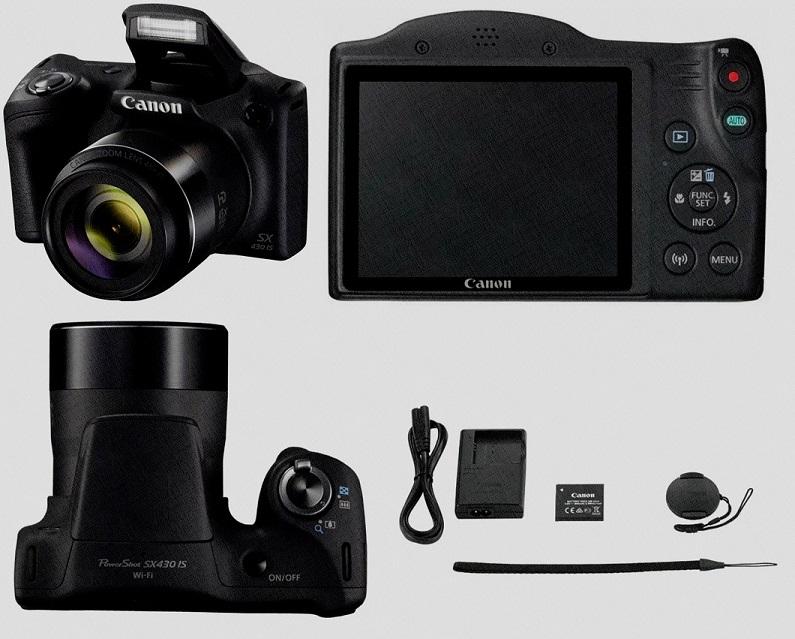 купить в 2020 году Canon PowerShot SX430 IS