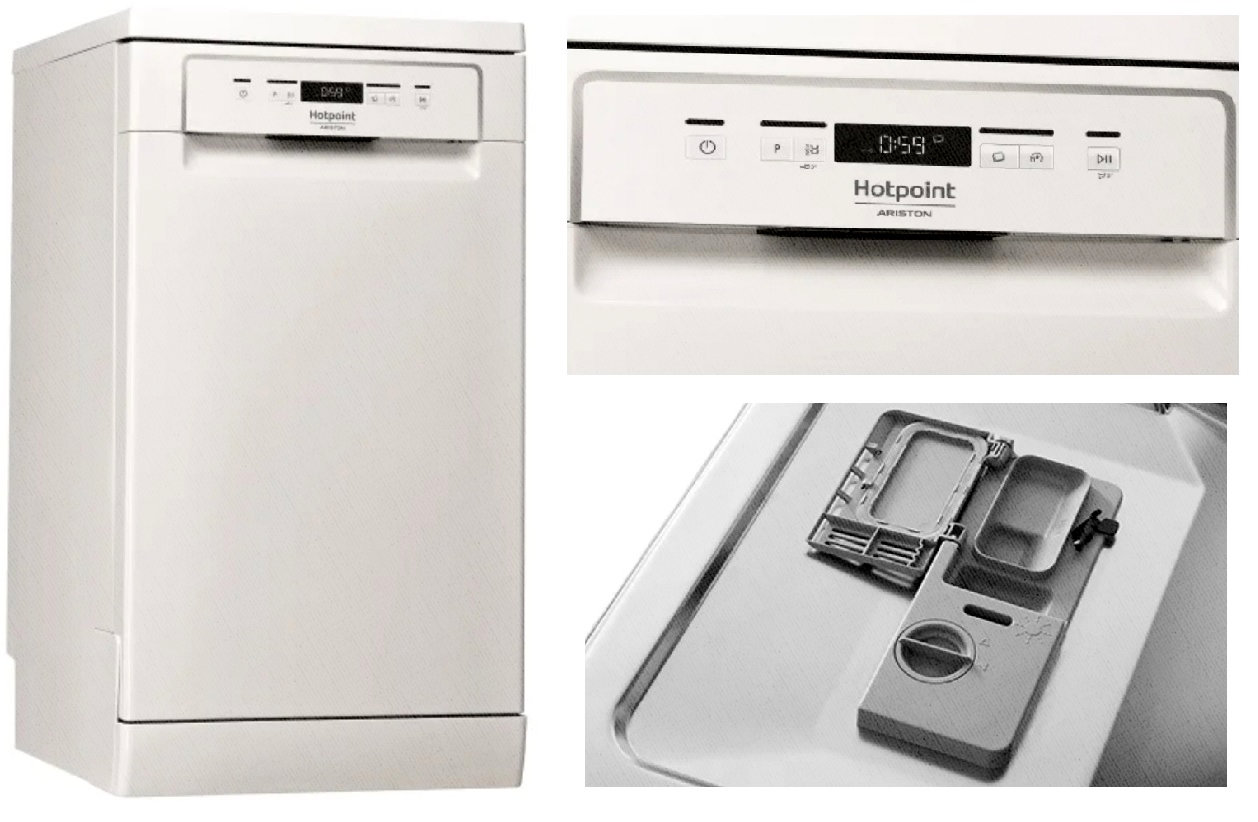 Hotpoint-Ariston HSFC 3M19 C