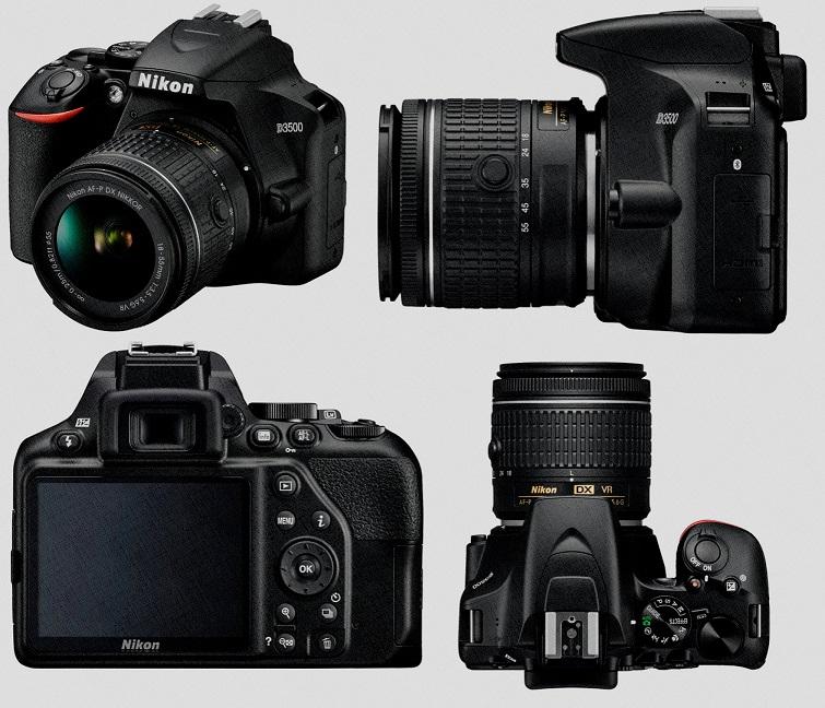 Nikon D3500 Kit купить в 2020 году