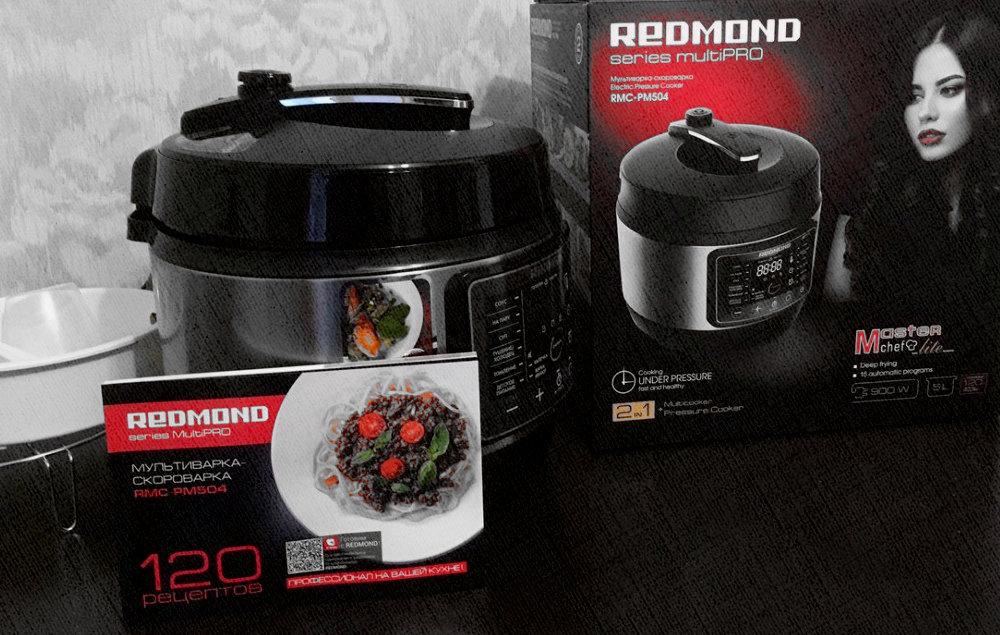 REDMOND RMC-PM504