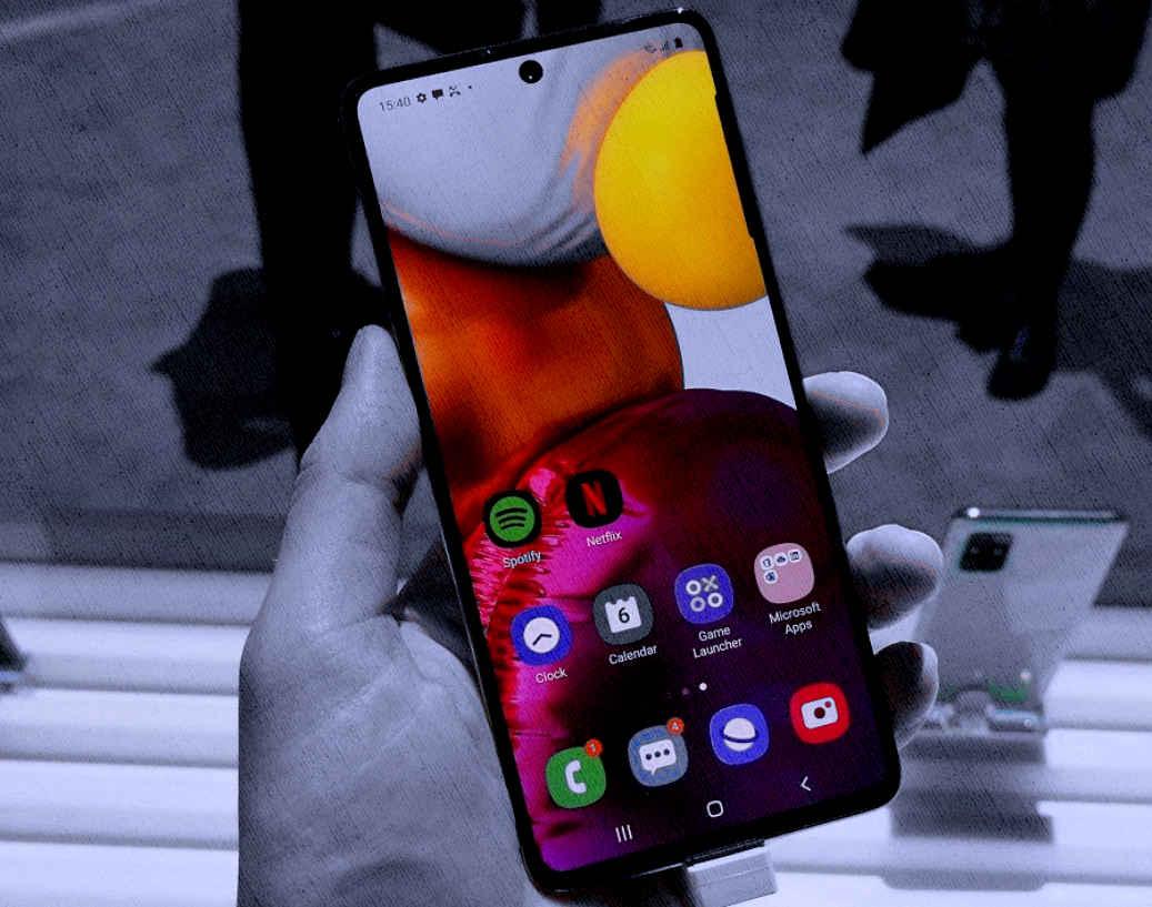 какой лучше выбрать: Samsung Galaxy A71