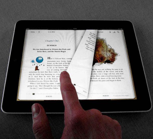 листаем электронную книгу цветную