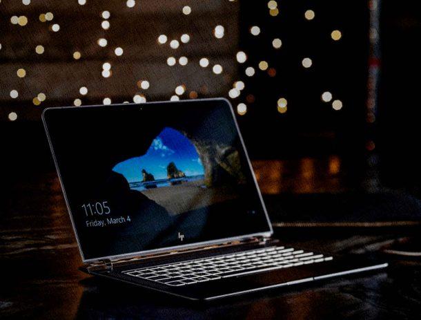 мощный маленький ноутбук порадует каждого