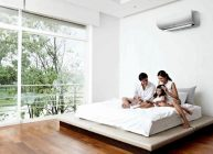 сплит система охлаждает очень хорошо комнату