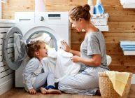 Стиральная машина, которая поможет нам с бельем и одеждой