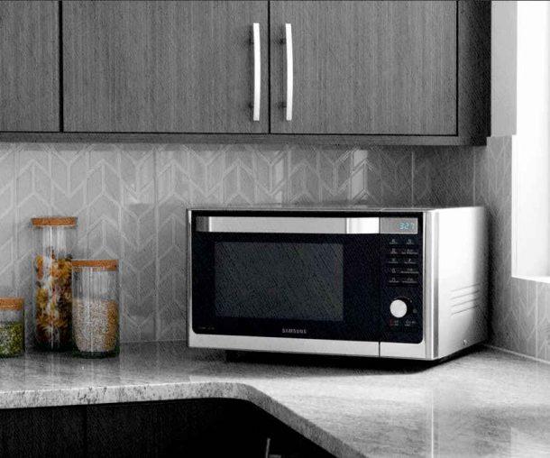 качественная микроволновка в доме