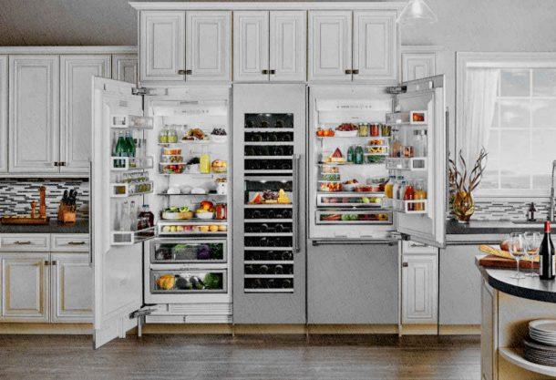 сайд-бай-сайд-холодильник-лучшего качества