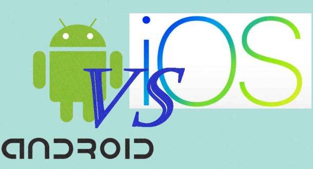 Какая ОС лучше Android или Ios - вот в чем вопрос
