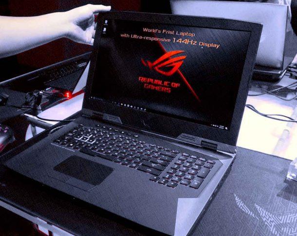 игровой ноутбук на все случаи жизни