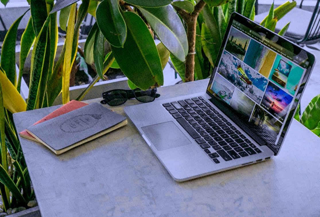 ноутбук, который можно будет брать с собой на улицу и на работу