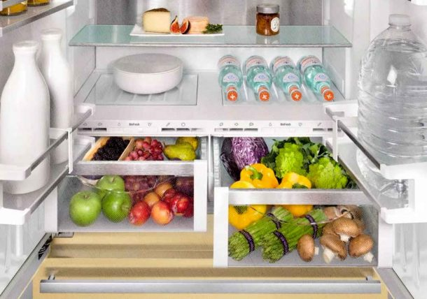 большой вместительный холодильник из топа по отзывам в интернете