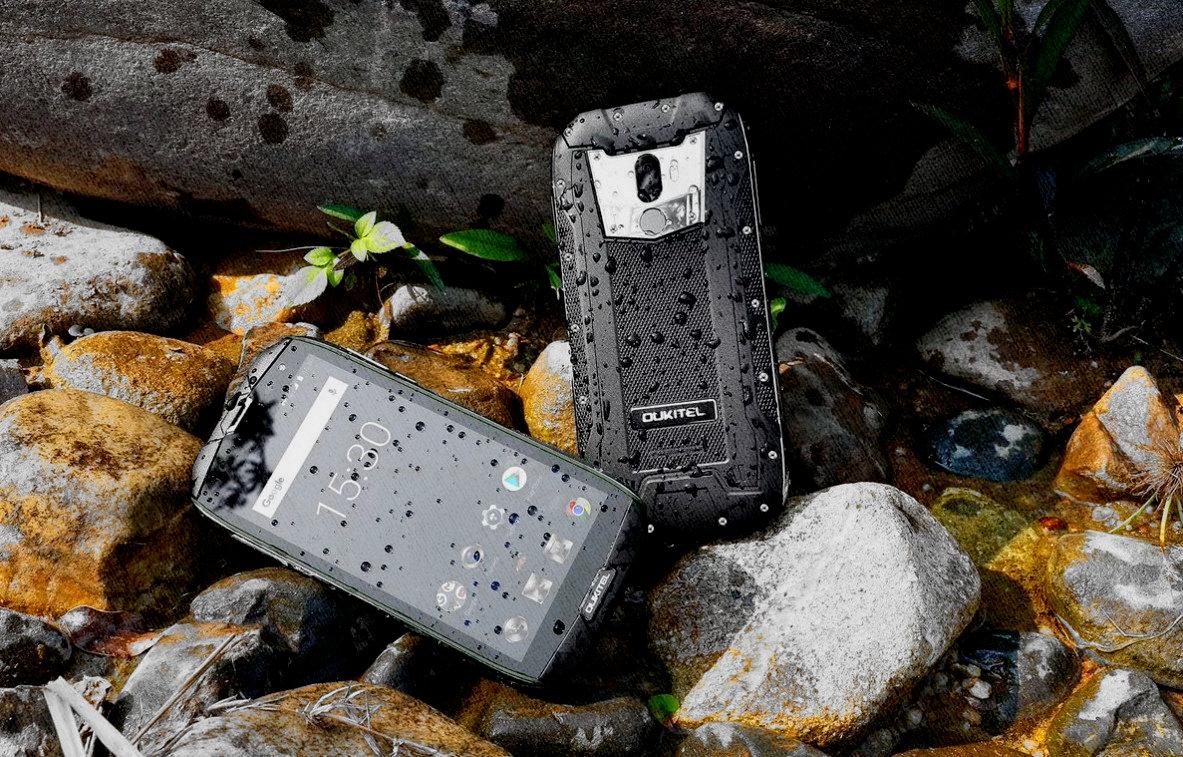 окител смартфоны даже в полевых условиях выживут