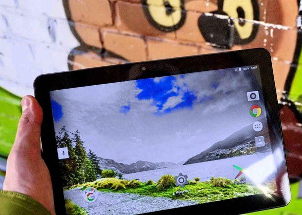 десятидюймовый планшет не может не радовать своей ценой и качеством