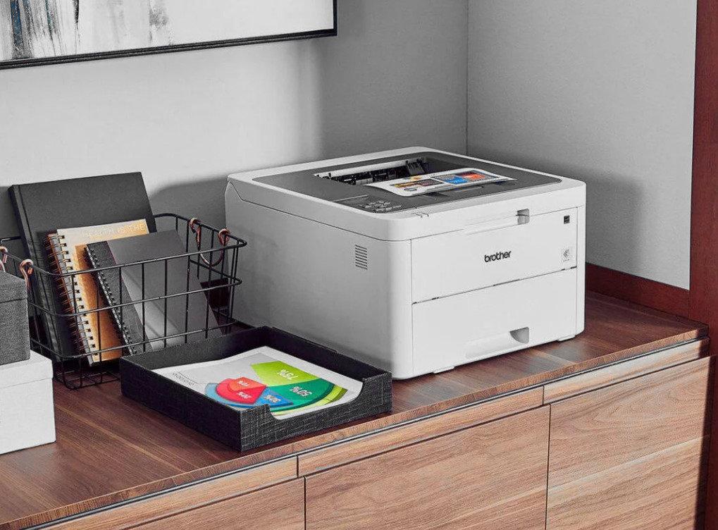 принтер лазерный цветной экономичный