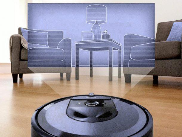 робот пылесос хорошо ориентируется в пространстве если он не из бюджетных