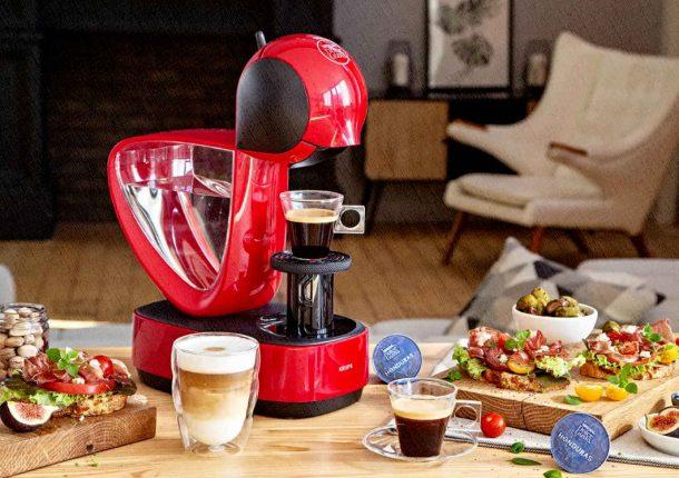 капсульная машина, которая готовит изумительное кофе