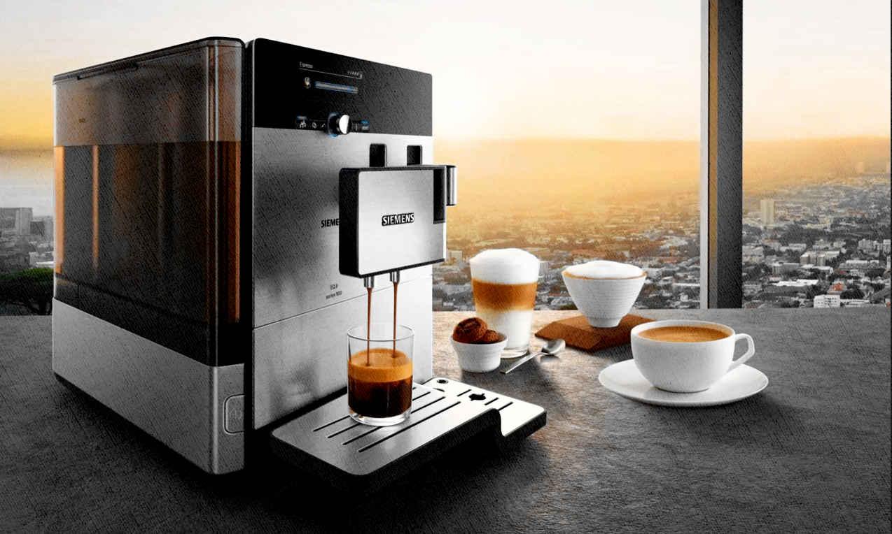 кофемашина, которая готовит очень вкусное кофе на каждый день