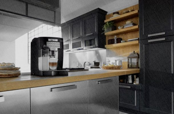 кофемашина которая поможет приготовить лучшее кофе для домашних за короткое время