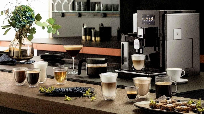 кофемашина подходит чтобы изготовить любое кофе и даже чай