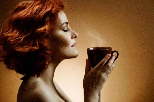 все любят молотый свежий кофе и сваренный у себя дома