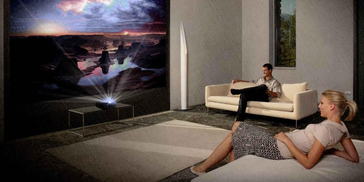 проектор дома у семьи лучшая моделька из рейтинга Ростислава Кузьмина