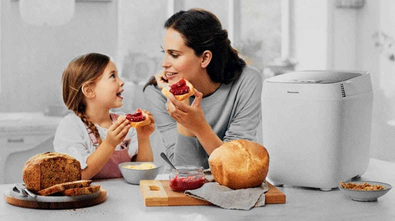 хлебопечка для семьи очень полезна, особенно купленая по рейтингу от Ростислава Кузьмина