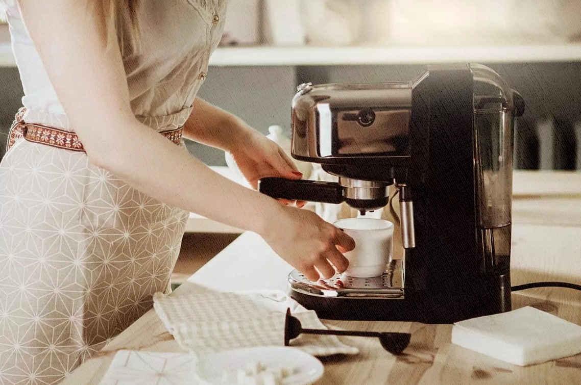 кофеварка рожкового типа дома из рейтинга лучших моделей