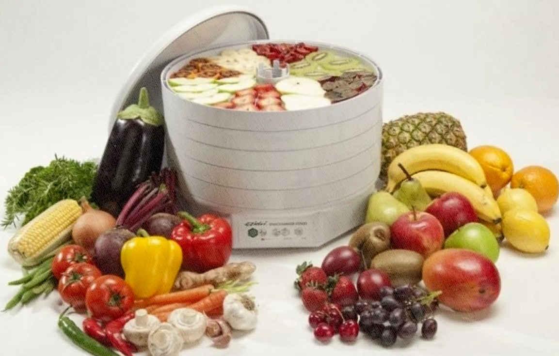 сушилка для фруктов и овощей из рейтинга 2021