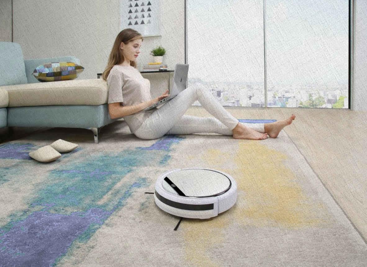 робот пылесос ждет своего часа купленный из рейтинга Ростислава в 2021 году
