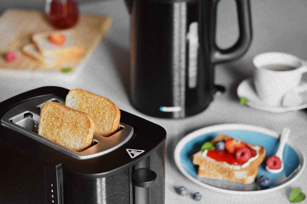 тостер приготовил тосты из хлеба так лучший в рейтинге от Ростислава Кузьмина