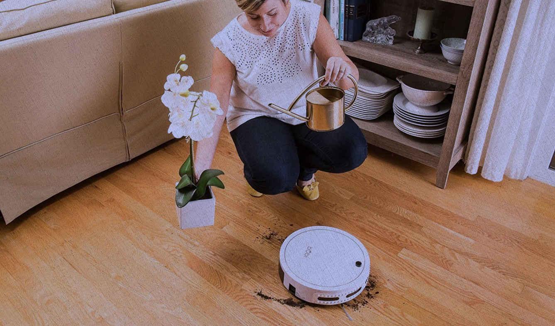 робот пылесос сам все убирает и моет пол в 2021 году