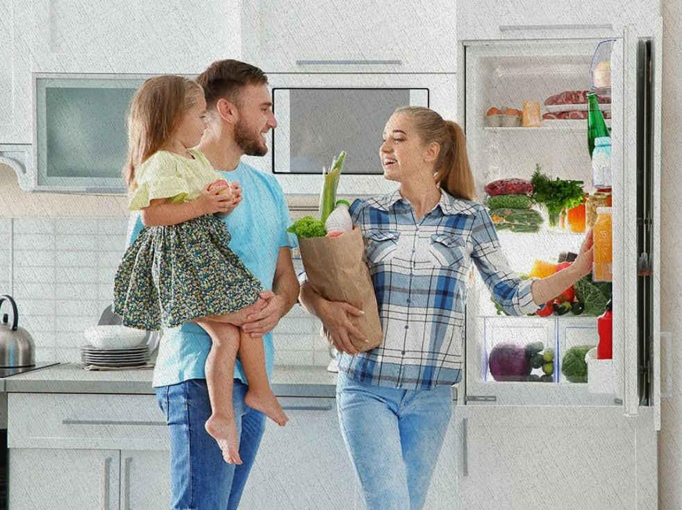 отличный холодильник для всей семьи по отзывам и рейтингу в статье Ростислава Кузьмина
