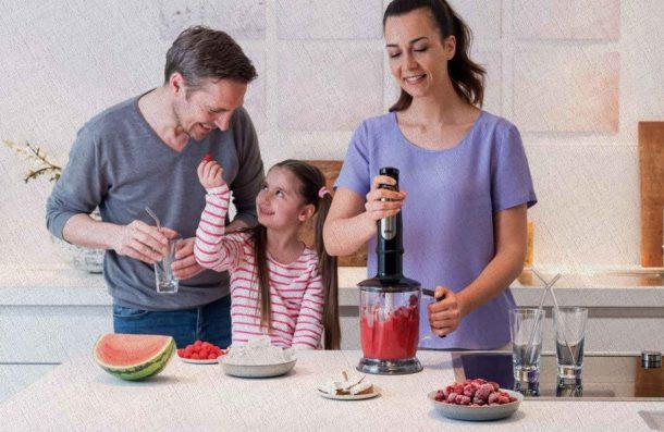 вся семья готовит на лучшей модели из рейтинга 2021 года Ростислава Кузьмина